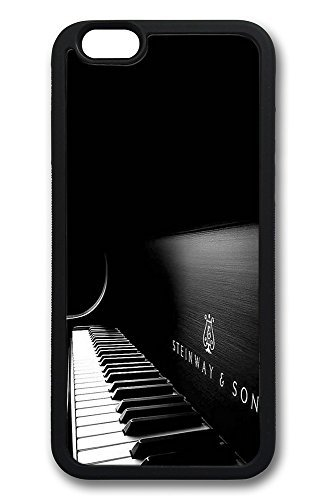 always-will-6-case-iphone-6-case-steinway-and-sons-black-piano-ideas-tpu-silicone-gel-back-cover-ski