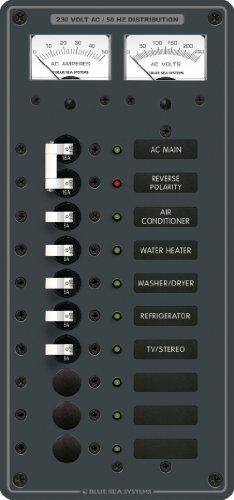 AC Main + 8 Positions [European]