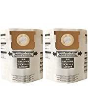 Replacement bags for Shop Vac 5-8 Gallon Bags, for Shop-Vac # 9066100 Type E, Part # SV 90661