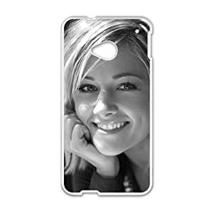 Bright Smile New Style HOT SALE Comstom Protective case cover For HTC M7
