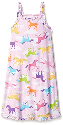 Saras Prints Girls Ruffle Nightgown