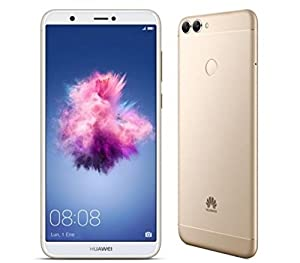 "Huawei P Smart FIG-LX3 Dual Sim 5.6"" 32GB 3GB RAM Octa-core Dual Camera -Fingerprint Factory Unlocked International Version (Gold)"