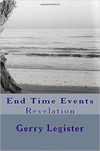 Amazon com: End Time Events: Revelation (9781543042740
