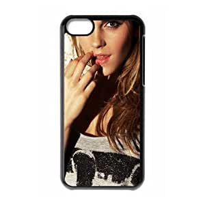 Celebrities Sexy Emma Watson iPhone 5c Cell Phone Case Black Protect your phone BVS_534776