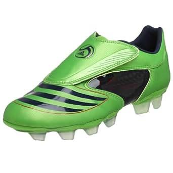 adidas Men's F30.8 TRX FG Soccer Shoe,Green/Indigo/Orange,12 M