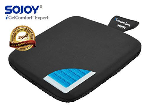 Sojoy iGelComfort Enhanced Multi-Use (Car/Truck/Office/Ho...