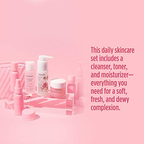 Mamonde Rose Trial Kit All-In-One Facial Skincare Set