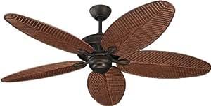 "Monte Carlo 5CU52RB, Cruise,  52"" Ceiling Fan,  Roman Bronze"