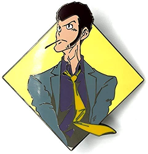 Diamond Lupin: Lupin The 3rd Part 5 Collectible Pin