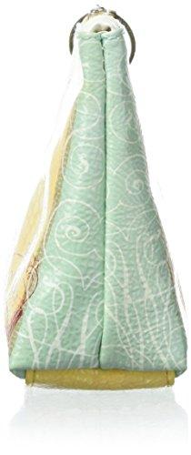 Papaya Art Rose Small Tassel Pouch by Papaya Art (Image #3)