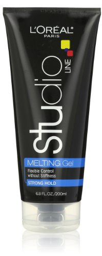 L'Oreal Paris Studio Line Melting Gel, Strong Hold, 6.8 Fluid Ounce