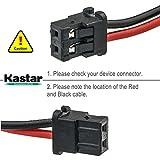 Kastar 2-Pack 4.8V 2200mAh Ni-MH Battery
