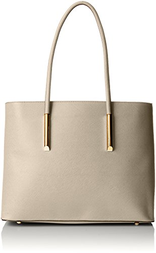Swanky Cabas In White Marbella 1 Swans Cream Classic Combo Bag Beige 3 rqHrRw