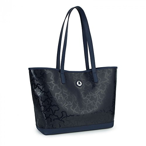 Borsa TOUS KAOS SHINY-319 blu Tote bag ref: 8433513283066