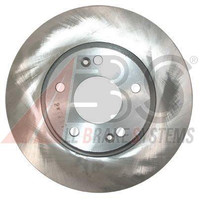 ABS 17640 Oe Discos de Frenos, la Caja Contiene 2 Discos de Freno - descontinuado por el fabricante: Amazon.es: Coche y moto
