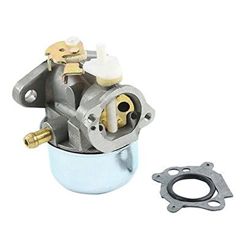 NEW BRIGGS STRATTON CARBURETOR Fit 497586 499059 PART 14112 GASKET & CHOKE CARB (Motorized Ice Auger)