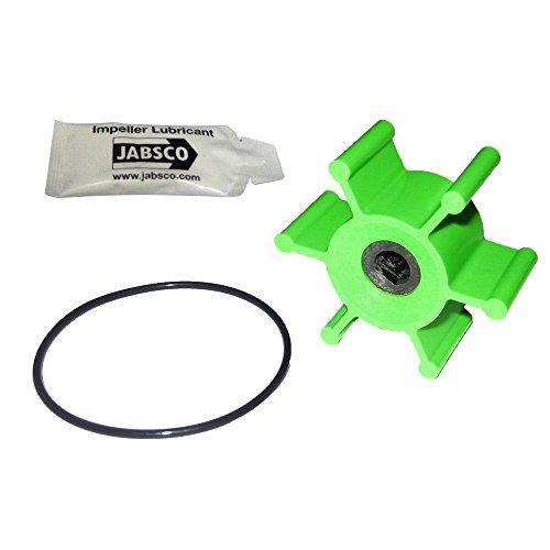 - Jabsco 6303-0007-P, Urethane, Drive Type 4, 6 Blade, 2 Diameter, 7/8 Width, 5/16 Shaft, Plastic Insert (Renewed)