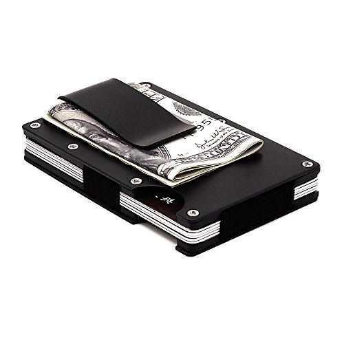 credit card holder with clip - 9