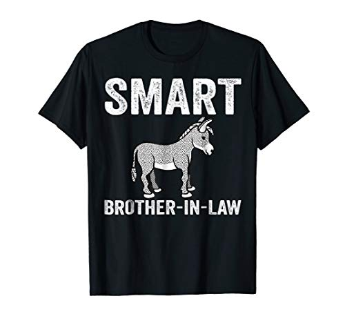 Mens Smart Ass Brother-In-Law Funny thanksgiving shirt for gifts