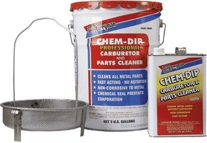 Berryman 0950 5-Gallon Pail B-9 Chem Dip Long Handle Basket for 0905