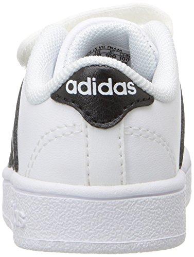 adidas neo kids' baseline cmf inf sneaker