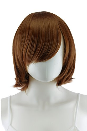 Epic Cosplay Chronos Light Brown Cosplay Wig 14 Inches (02LB)