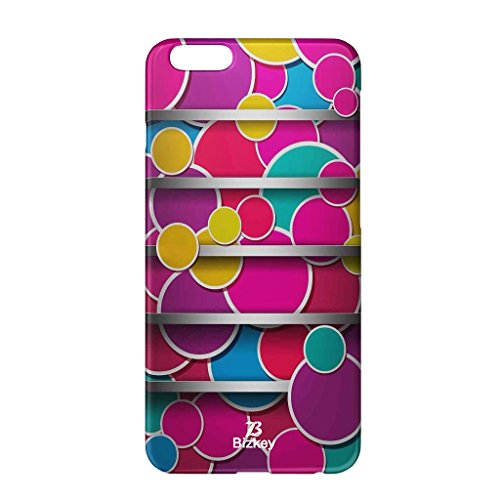 iphone 6s plus case, With pink circle Series Design Customized Black Soft Rubber PVC Case for iphone 6s plus case jordan (Hawaii Cone Shell)