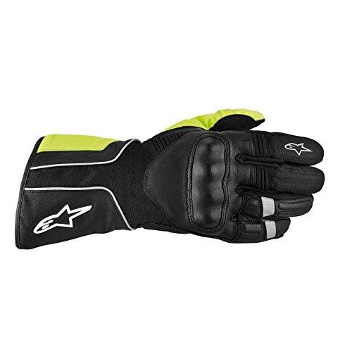 Alpinestars Overland Drystar Gloves (XXX-LARGE) (BLACK/YELLOW)
