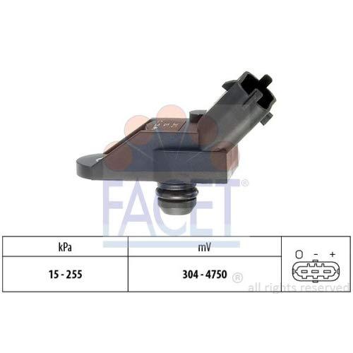 Facet 10.3013 Sensor, presió n colector de admisió n presión colector de admisión