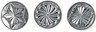 product image for Nordic Ware Pretty Pleated Cookie Stamps