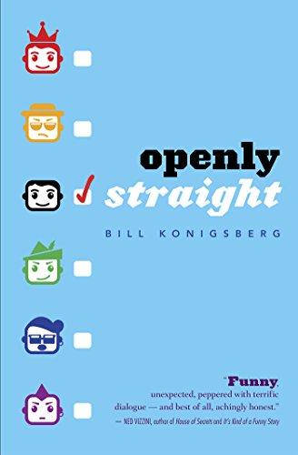 Openly Straight - Bill Konigsberg