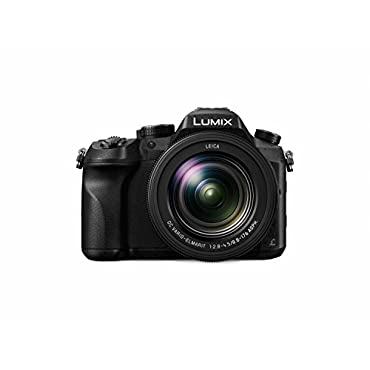 Panasonic LUMIX DMC-FZ2500 20.1 MP 20x F/2.8-4.5 Leica Zoom Digital Camera