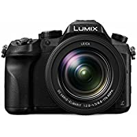 PANASONIC LUMIX FZ2500 4K Point and Shoot Camera, 20X LEICA DC Vario-ELMARIT F2.8-4.5 Lens, 21.1 Megapixels, 1 Inch High Sensitivity Sensor, 422 10-bit, HDMI Out, DMC-FZ2500 (USA BLACK)