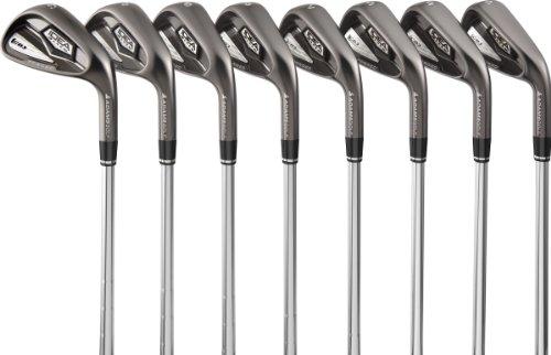 Adams Men's Golf CB3 Iron Set 4-6H, 7-PW, GW
