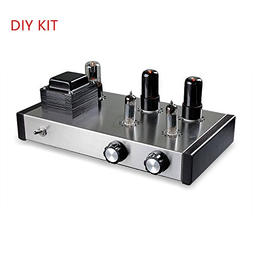 - Nobsound 6J4+6P6P Vacuum Tube Pre-Amplifier Stereo HiFi Preamp DIY Kit 1Set
