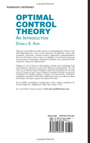 An Introduction to Optimal Control Theory