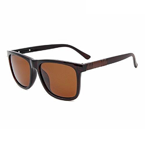 del metal BENJUNGafas hombres de las conductor del del o de los borde sol de clásico polarizadas de gafas dise ZrZAUq