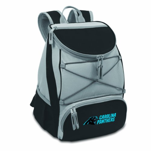Carolina Panthers Nfl Backpack - NFL Carolina Panthers PTX Insulated Backpack Cooler, Black