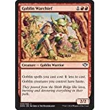 Magic: the Gathering - Goblin Warchief - Duel Decks: Speed vs Cunning by Magic: the Gathering