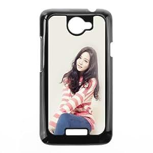 HTC One X Cell Phone Case Black he81 yoon sohee kpop girl cute P9K5NW