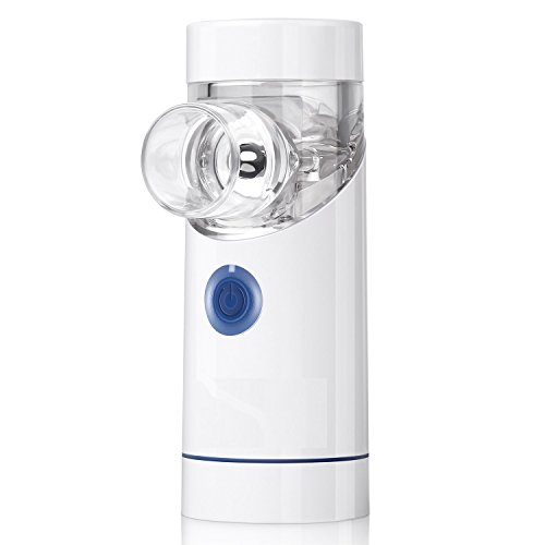 Handheld Mini Inhaler Household Humidifier with Build-in Rechargeable Li-Polymer Battery