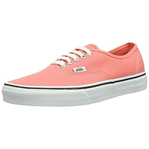 68162368a1 Vans Authentic Skate Shoe - Women s Fusion Coral True White