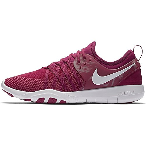 Tr 7 Fuchsia Running Scarpe Donna weiß Viola Free Wmns sport Nike ZqHngESq