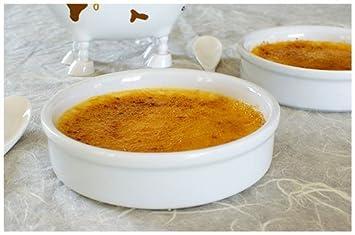 ramequins pour crème brulée