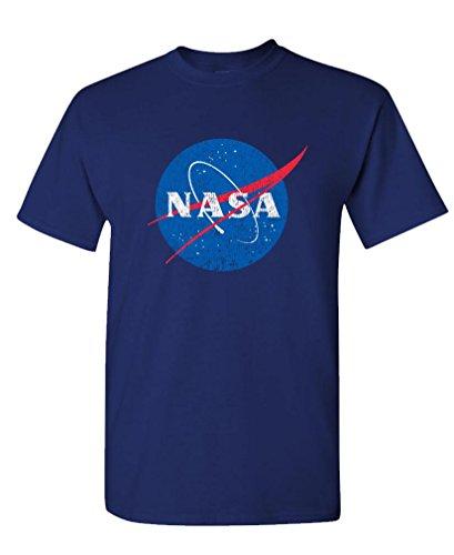 The Goozler NASA Retro Logo Vintage Look Space
