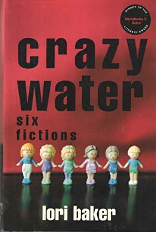 book cover of Crazy Water