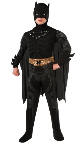 New Batman Costumes Dark Knight Rises (The Dark Knight Rises Batman Light-up Child Costume)