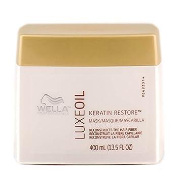 Wella Luxeoil Keratin Restore Mask, 13.5 Ounce by Wella