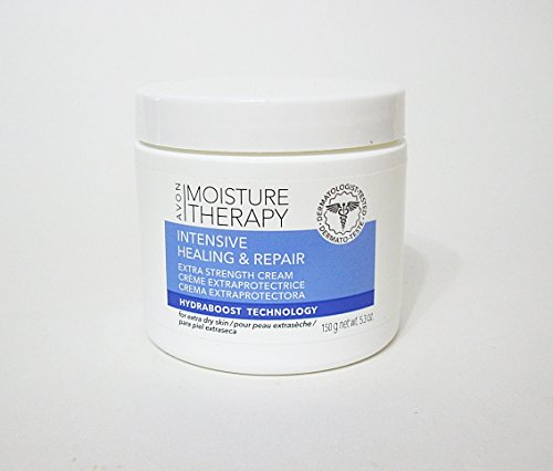 Intensive Moisture Therapy (Avon Moisture Therapy Intensive Healing & Repair Extra Strength Cream, 5.3 oz.)