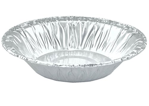 Aluminum Foil Mini Pie Pans 3 1/2
